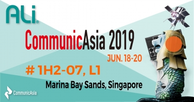 ALi Corporation Introduces Latest Innovations and Enriched Portfolio at CommunicAsia 2019