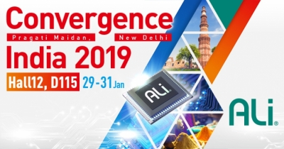 ALi Corporation Initiates Indian Market Penetration with Next-Generation STB Chipset F8 Series